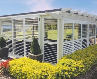 Alfresco Living - Classic Blinds